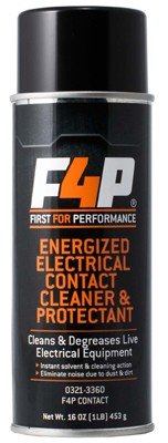 F4P | Contact Cleaner & Protectant - Chemicals