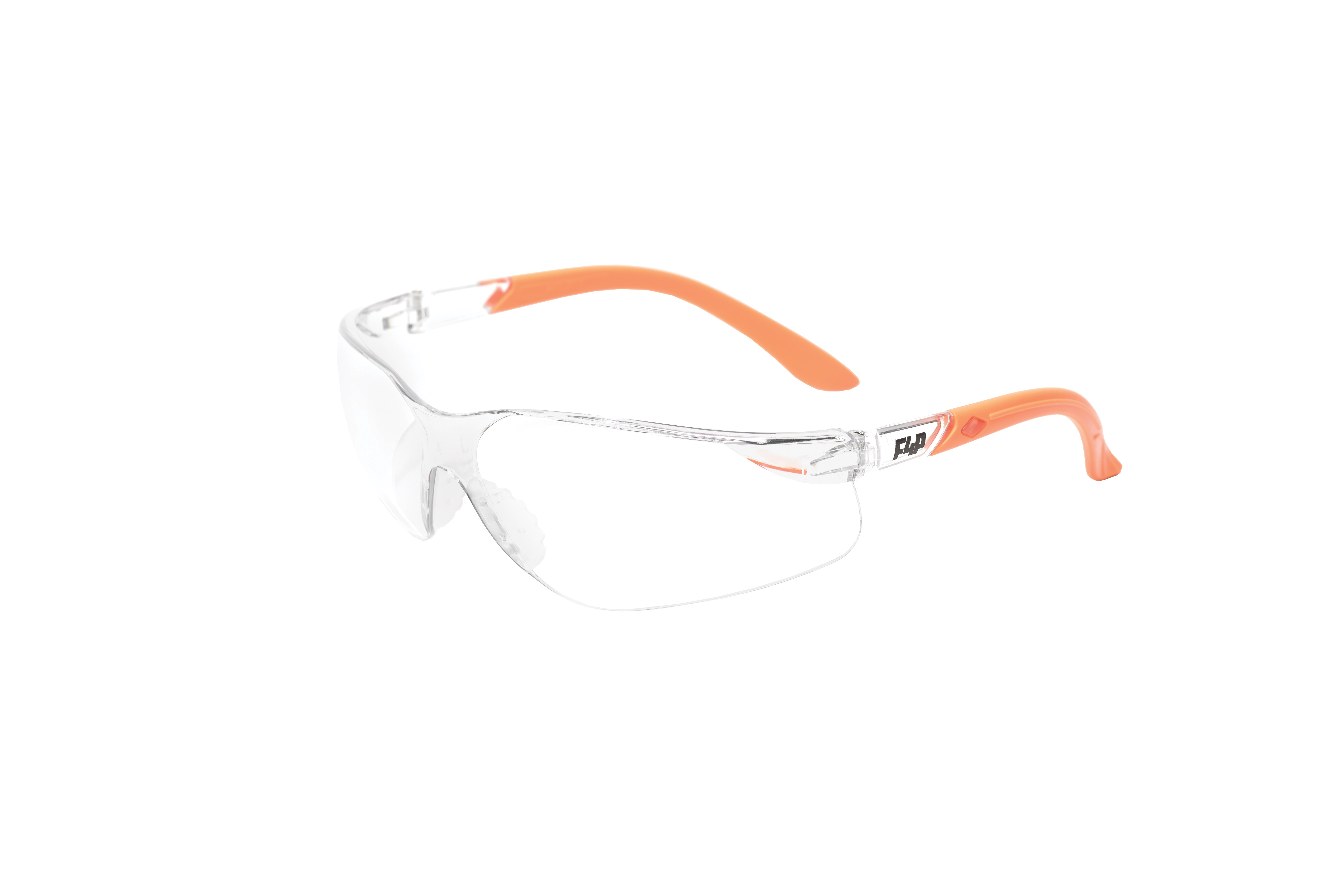 F4p Anti Fog Safety Glasses With Clear Lens Glasses