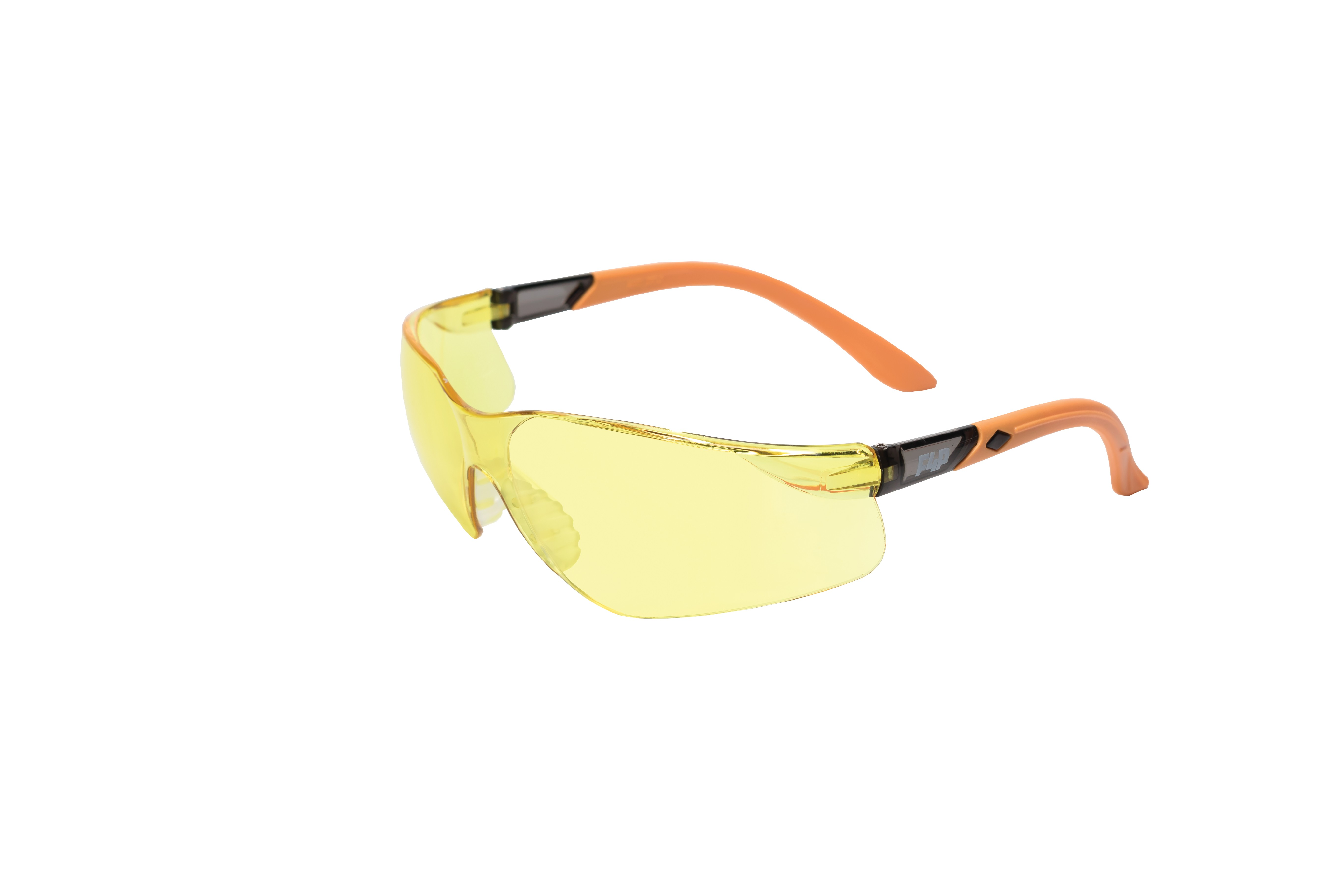 F4p Anti Fog Safety Glasses With Yellow Lens Glasses
