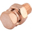 2 AWG COPPER SPLIT BOLT